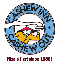 Cashew Inn Cashew Out is a family Chinese restaurant serving American Chinese food in Nixa, MO